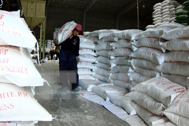 Small rice export businesses to get support from new decree hinh anh 1