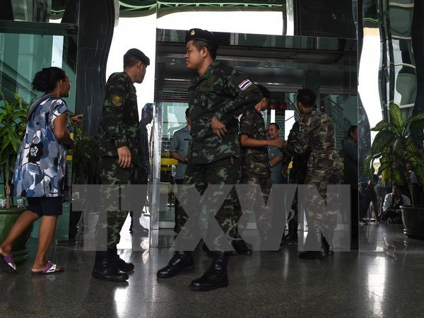 One more bomb attack occurs in Thailand hinh anh 1