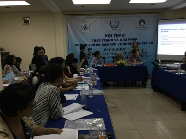 NGOs urged to unite to protect kids hinh anh 1
