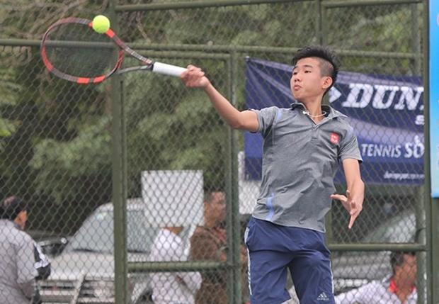 Vietnamese makes finalist at Thai PTT - ITF Junior Grade 5 hinh anh 1