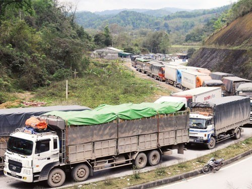 Vietnam eyes export boost through Chinese border hinh anh 1