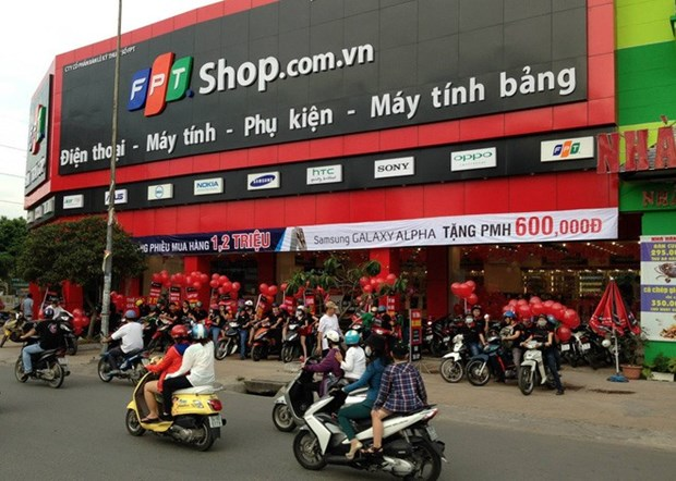 FPT reportedly selling distribution business hinh anh 1