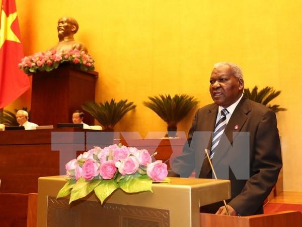 Cuban NA Chairman wraps up Vietnam visit hinh anh 1