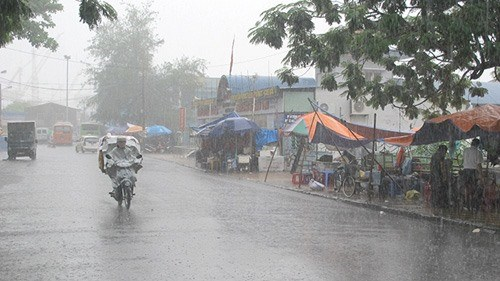 Three-day rain in northern region, flooding feared hinh anh 1
