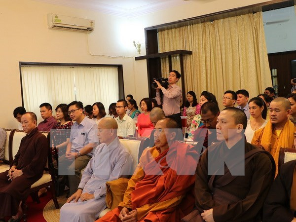 Association of Vietnamese to be set up in India, Nepal hinh anh 1