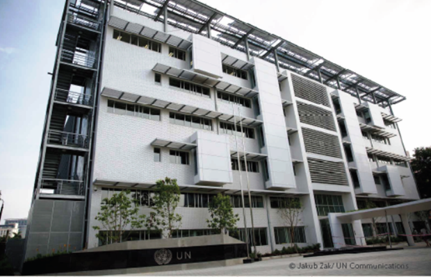 USAID-funded project helps promote green construction hinh anh 1
