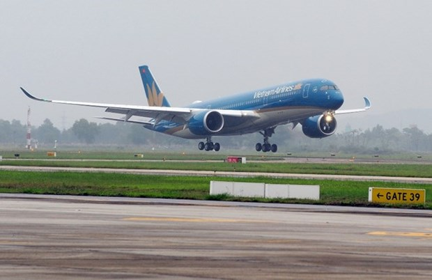 Vietnam Airlines holds shareholders' meeting in 2017 hinh anh 1