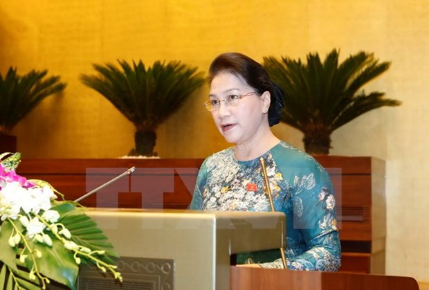 National Assembly's third plenary session concludes hinh anh 1