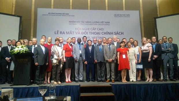 Vietnam Energy Partnership Group debuts hinh anh 1