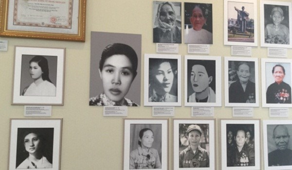 HCM City honours southern Vietnamese heroines hinh anh 1