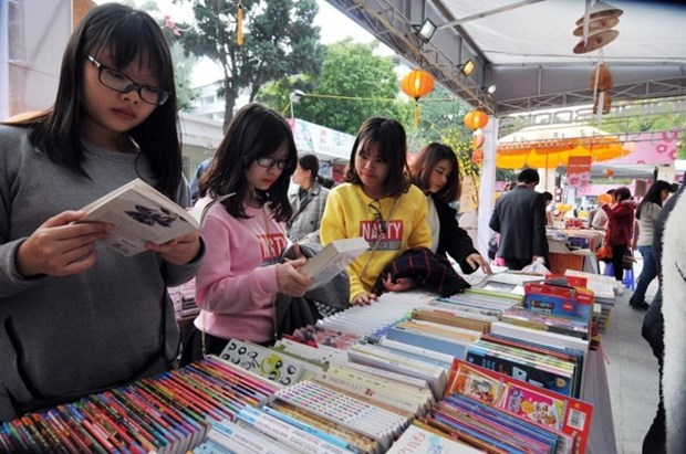 HCM City Book Street attracts 1.2 million visitors hinh anh 1