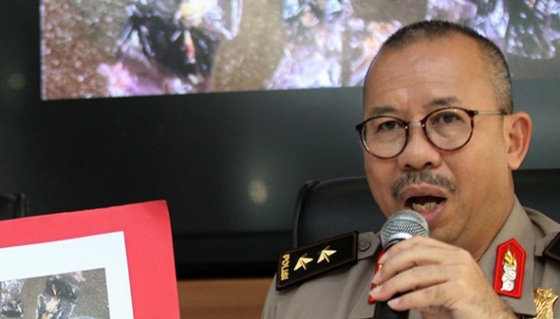 Indonesia intensifies security ahead of Eid al-Fitr festival hinh anh 1