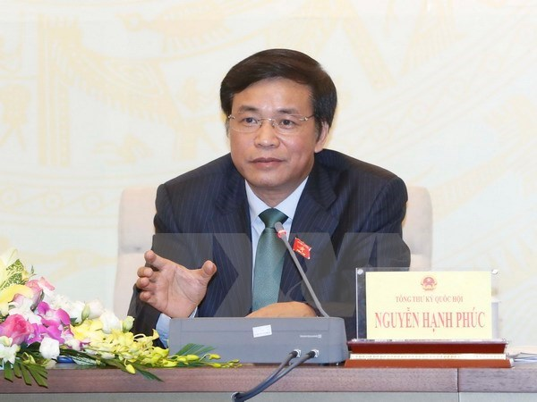 NA Office announces outcomes of parliament's third session hinh anh 1