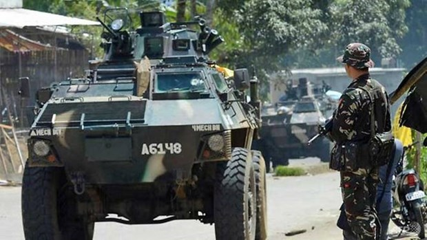 Armed insurgents attack school in southern Philippines hinh anh 1