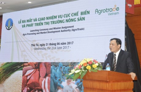 Department works to foster farm produce processing and marketing hinh anh 1
