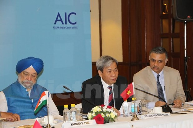 New Delhi meeting celebrates India-ASEAN Partnership anniversary hinh anh 1