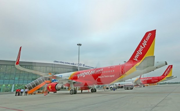 VietJet Air, Safran sign agreement on fuel efficiency solutions hinh anh 1