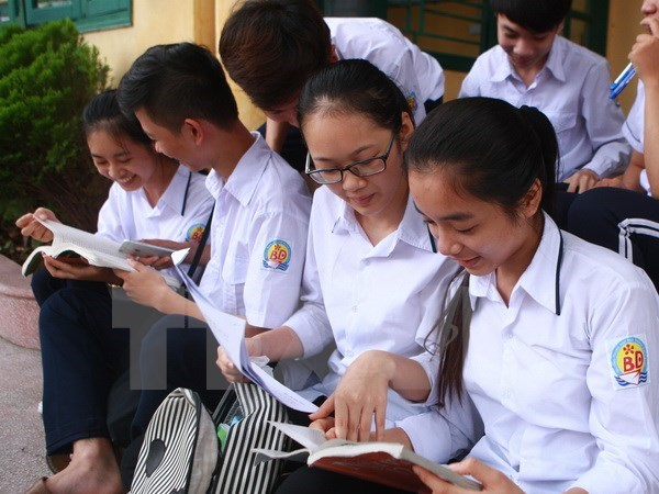 Over 866,000 students take National High School Exam hinh anh 1