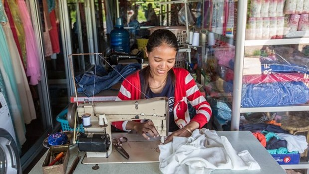 Cambodia's economic growth expected to hit 7 percent in 2017 hinh anh 1