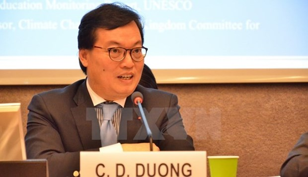 Vietnam's achievements in climate change response highlighted hinh anh 1