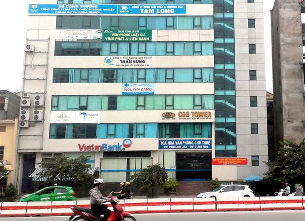 Vietnam set for co-working office boom: experts hinh anh 1