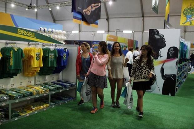 Vietnam-Brazil trade up 16 percent hinh anh 1