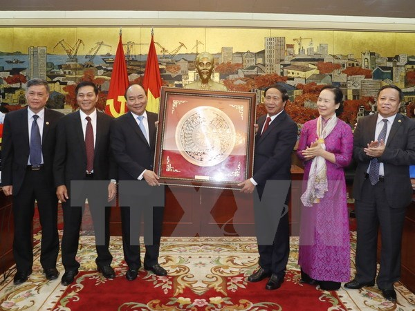 Hai Phong asked to turn private sector into momentum of development hinh anh 1