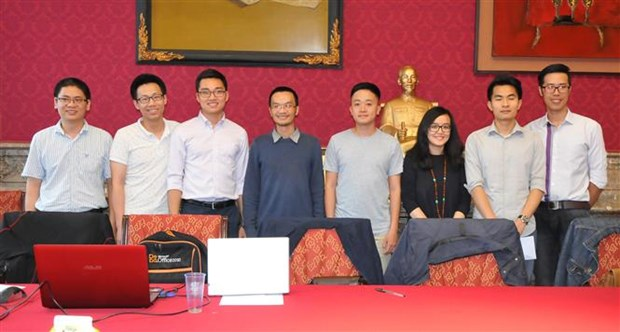 Vietnamese students in Belgium convene third congress hinh anh 1