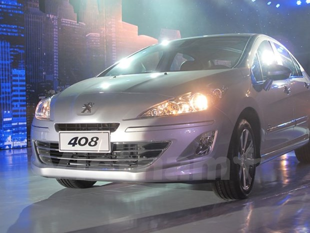 Ministry mulls auto industry protection hinh anh 1