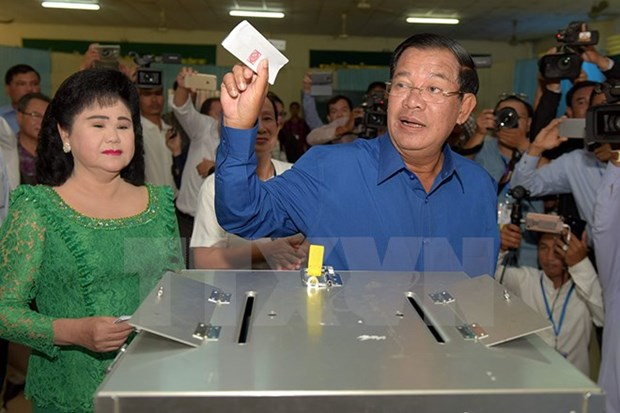 Cambodia: Major parties acknowledge results of communal elections hinh anh 1