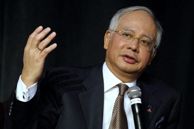 Malaysian faces five risks, challenges: PM Najib Razak hinh anh 1