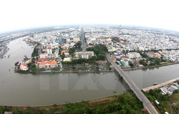 Mekong Delta city strives to increase resilience capacity hinh anh 1