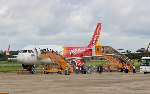 First Can Tho – Bangkok direct flight takes off hinh anh 1