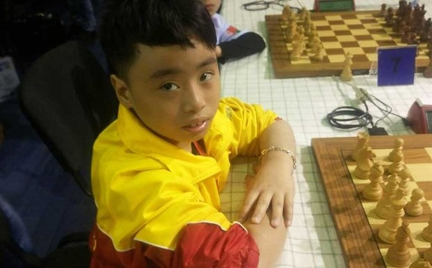 VN chess prodigies bring home the bacon hinh anh 1