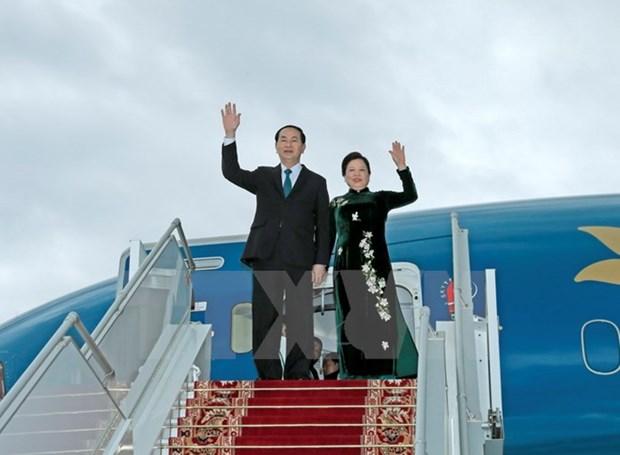 Vietnam, Belarus eye strong cooperation prospect: President hinh anh 1