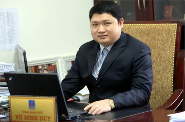 National warrant issued to former general director of PVTEX hinh anh 1