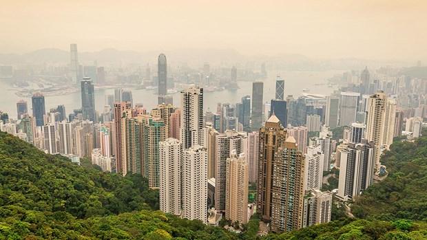 Greetings on 20th anniversary of Hong Kong's return to China hinh anh 1