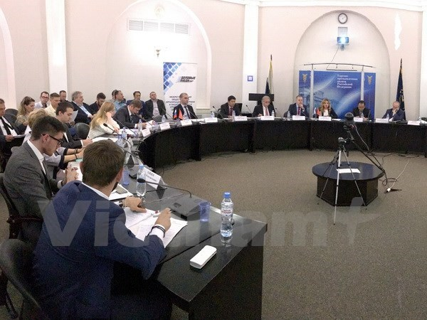 EAEU-Vietnam Free Trade Area and opportunities discussed in Russia hinh anh 1