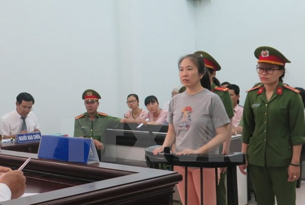 Anti-State instigator Nguyen Ngoc Nhu Quynh gets 10 years in prison hinh anh 1
