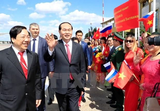 Scholar: Vietnam, Russia should further enhance economic ties hinh anh 1
