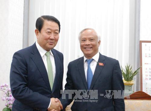 Vietnam, Rok strengthen legislative ties hinh anh 1