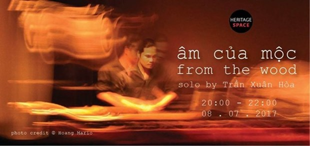"""""""From the Wood"""" concert to take place in Hanoi hinh anh 1"""