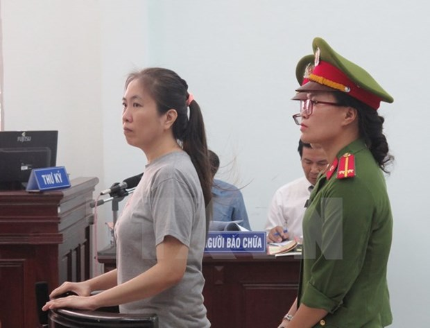 Anti-State instigator Nguyen Ngoc Nhu Quynh brought to trial hinh anh 1