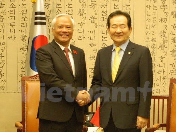 Vietnam, RoK legislatures urged to beef up cooperative ties hinh anh 1