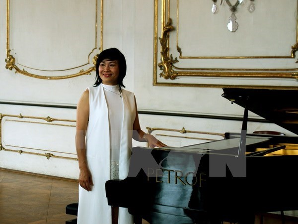 Vietnamese opera performed at int'l music festival in Czech Republic hinh anh 1