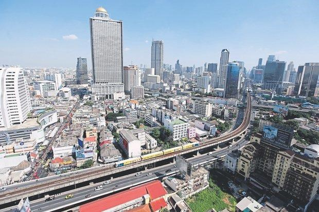 Thailand's economic recovery still uneven hinh anh 1