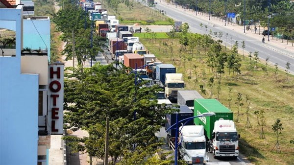 HCM City aims to reduce seaport traffic jams hinh anh 1