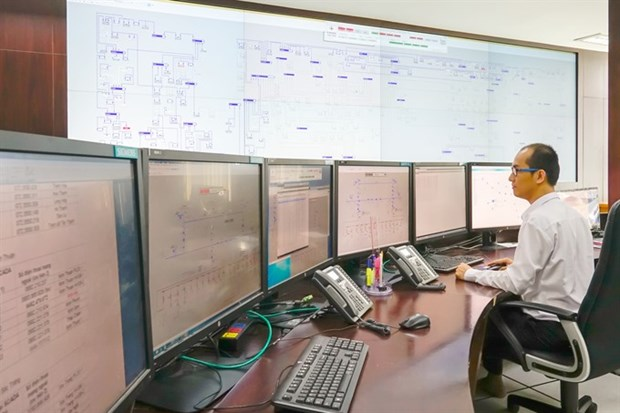 Siemens, EVN open control centre in HCM City hinh anh 1