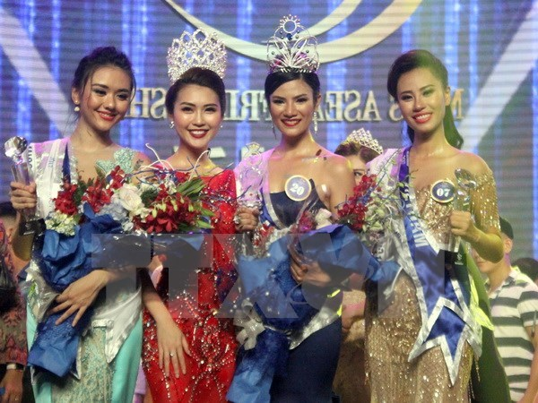 Thai beauty crowned Miss ASEAN Friendship 2017 hinh anh 1