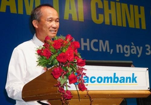 Sacombank board names new chairman hinh anh 1